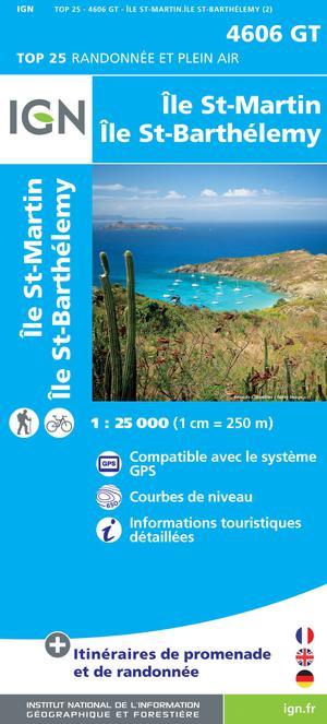 Ile St-Martin / Ile St-Barthélemy (Guadeloupe)
