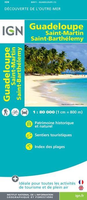 Guadeloupe / St-martin / St-bartelemy Domtom