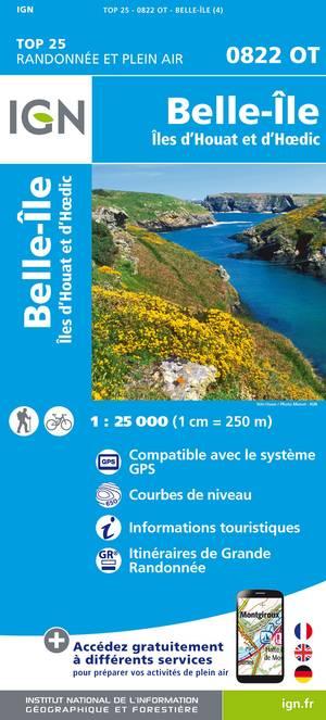Belle-Ile / Ile d'Houat et d'Hoëdic