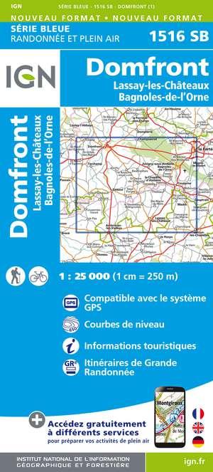 Domfront / Lassay-les-Châteaux / Bagnoles-de-l'Orne