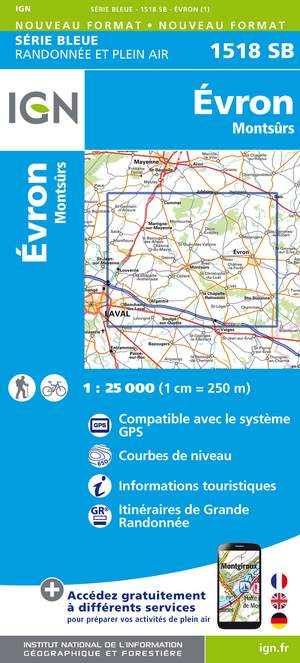 Evron / Montsûrs