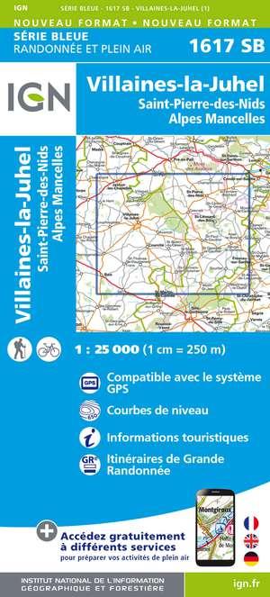 Villaines-la-Juhel / St-Pierre-des-Nids / Alpes Mancelles
