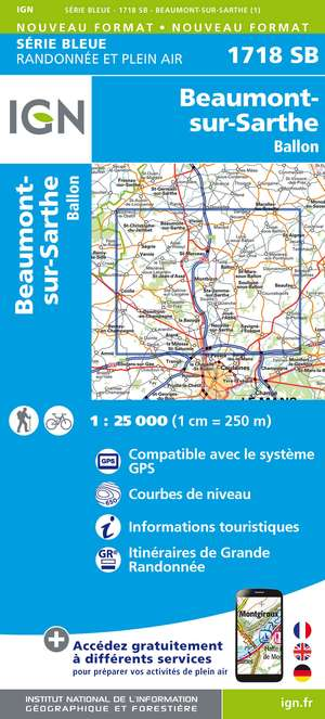Beaumont-sur-Sarthe / Ballon