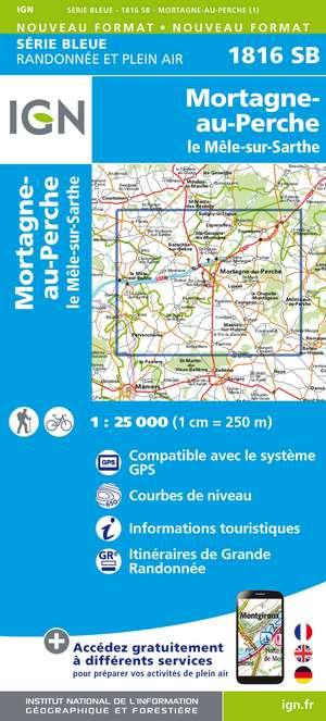 Mortagne-au-Perche / Mêle-sur-Sarthe