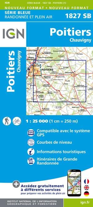 Poitiers / Chauvigny