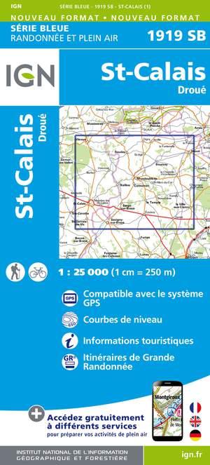 St-Calais / Droué