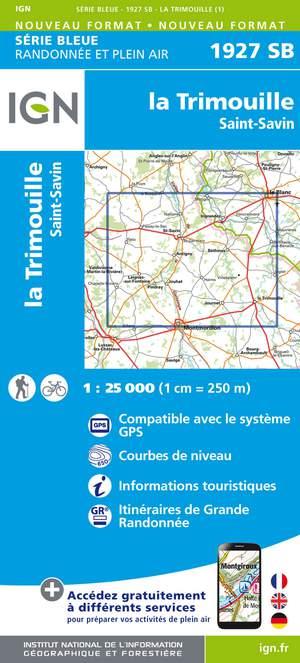 La Trimouille / St-Savin