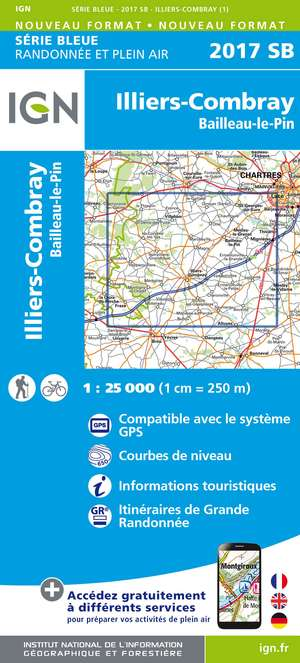 Illiers-Combray / Bailleau-le-Pin