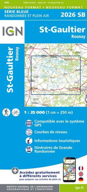 St-Gaultier / Rosney
