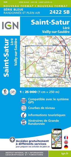 St-Satur / Léré / Vailly-sur-Sauldre