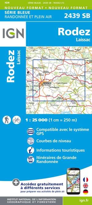Rodez / Laissac