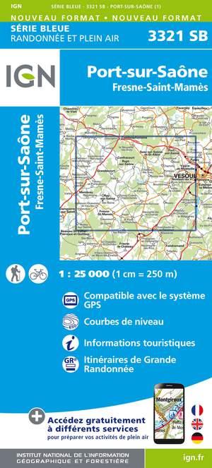 Port-sur-Saône / Fresne-St-Mamès