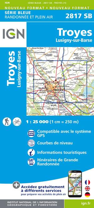 Troyes / Lusigny-sur-Barse