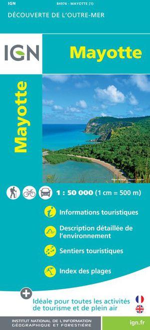 Mayotte (Komoren eiland) domtom