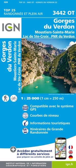 Gorges du Verdon / Moustiers-Ste-Marie /Lac de Ste-Croix