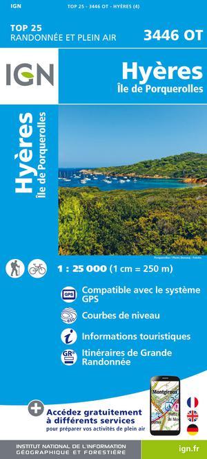 Hyères / Ile de Porquerolles