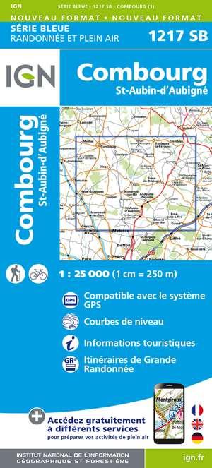 Combourg / St-aubin-d'aubigne