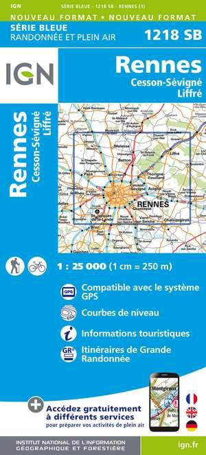 Rennes / Cesson-Sévigné / Liffré