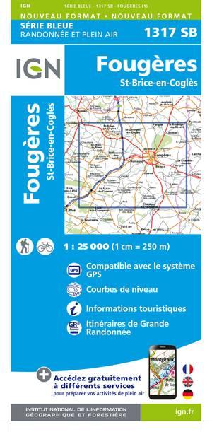 Fougeres / St-brice-en-cogles
