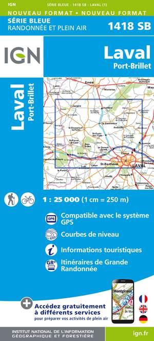 Laval / Port-Brillet