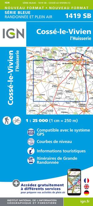 Cossé-le-Vivien / L'Huisserie