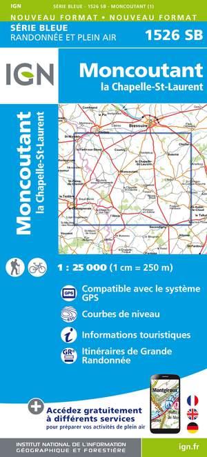 Moncoutant / La Chapelle-St-Laurent