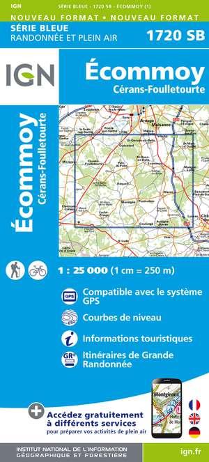 Ecommoy / Cérans-Foulletourte