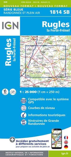 Rugles / La Ferté-Frênel