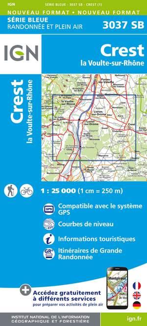 Crest / La Voulte-sur-Rhône