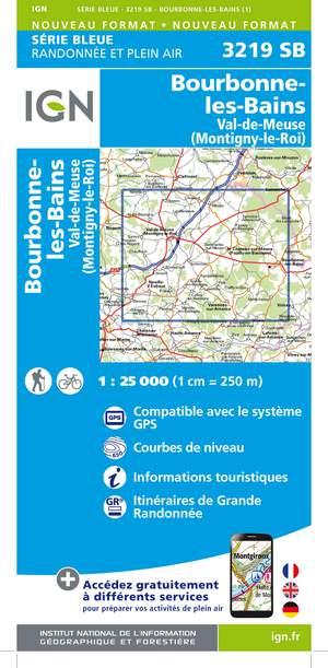 Bourbonne-les-Bains / Val-de-Meuse