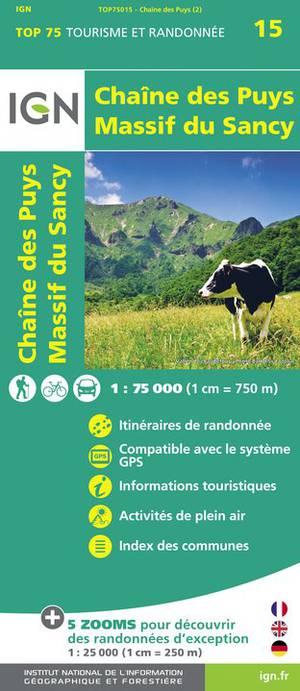 Chaine Des Puys - Massif Du Sancy