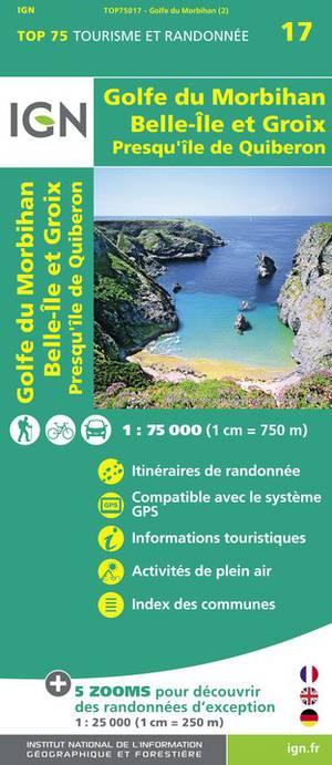 Golfe du Morbihan / Ile Groix / Belle Ile