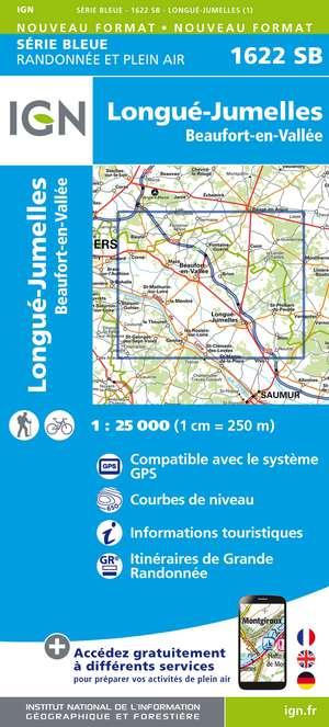 1622 SB Longué-Jumelles, Beaufort-en-Vallée