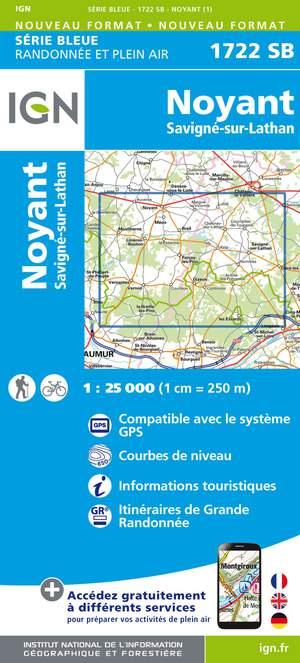 Noyant / Savigné-sur-Lathan