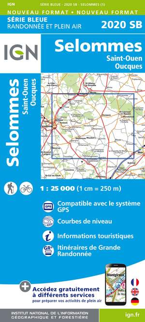 Selommes / St-Ouen / Oucques