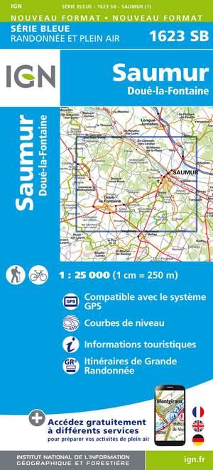 1632 SB Saumur, Doué-la-Fontaine