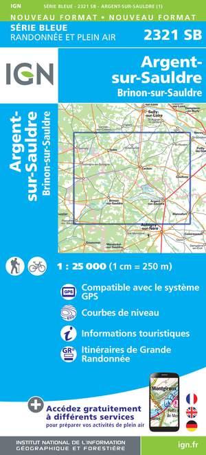 Argent-sur-Sauldre / Brinon-sur-Sauldre