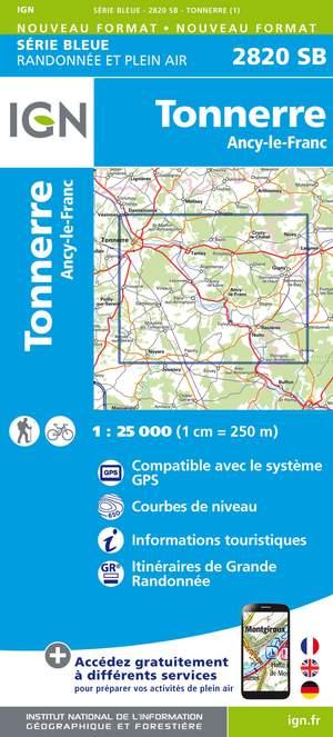 Tonnerre / Ancy-le-Franc