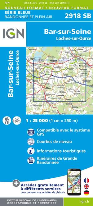 Bar-sur-Seine / Loches-sur-Ource