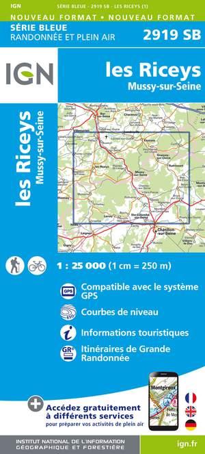 Les Riceys / Mussy-sur-Seine
