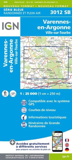Varennes-en-Argonne / Ville-sur-Tourbe