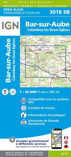 Bar-sur-Aube / Colombey-les-Deux-Eglises