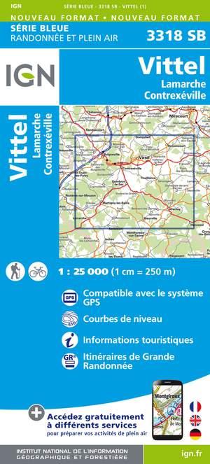 Vittel / Lamarche / Contrexéville