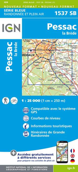 Pessac / La Brède