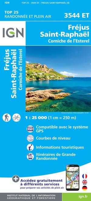Fréjus / St-Raphaël / Corniche de l'Esterel