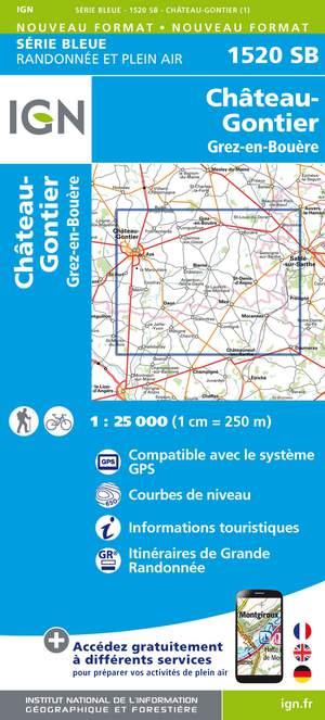 Château-Gontier / Grez-en-Bouère
