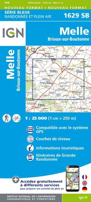 Melle / Brioux-sur-Boutonne