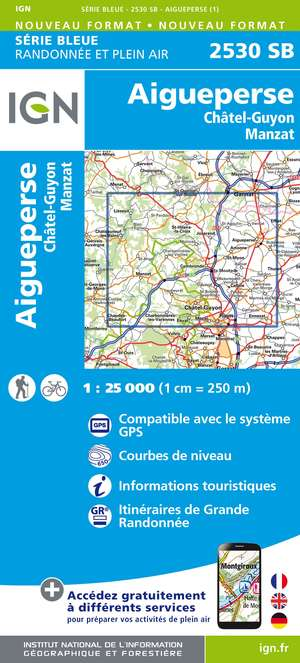 Aigueperse / Châtel-Guyon / Manzat