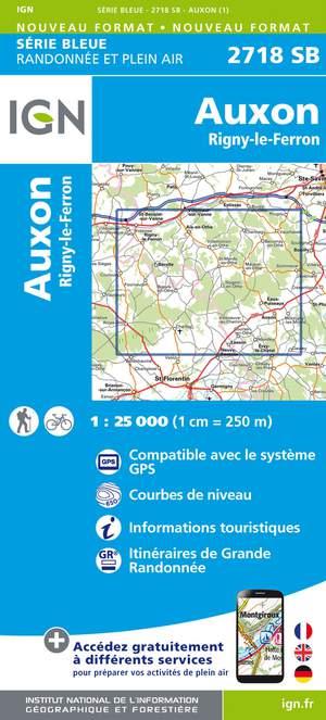 Auxon / Rigny-le-Ferron
