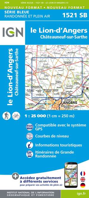 Le Lion-d'Angers / Châteauneuf-sur-Sarthe